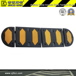 Cars Safety Deceleration Industrial Rubber Bump (CC-B20) pictures & photos