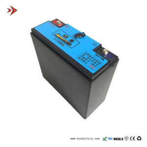 12V 30ah Ternary Battery Pack Converter PC Copmuter Power Supply pictures & photos
