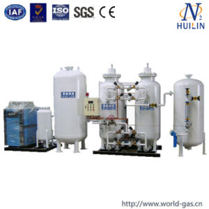Guangzhou High Purity Psa Nitrogen Generator (95%~99.999%) pictures & photos
