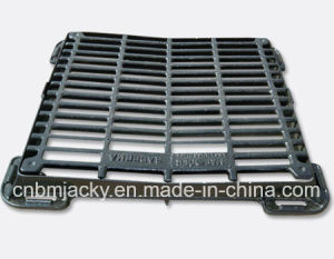 Grating Cast Iron B125/ C250 / D400 BS497 pictures & photos