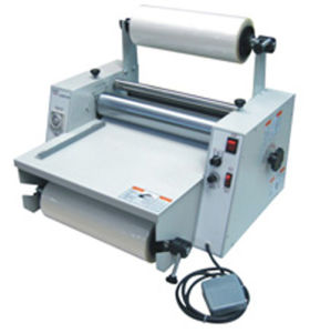 Fancy Roll Laminating Machine/Laminator (HS380F) pictures & photos