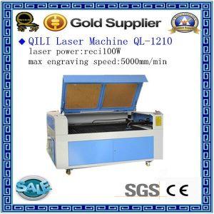 60W/80W/100W/120W/150W/180W CO2 Fabric Laser Cutting Engraving Machine 9060/1290/1490/1610 pictures & photos