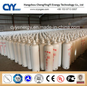 High Pressure Acetylene Nitrogen Argon Oxygen Carbon Dioxide Aluminum Gas Cylinder pictures & photos