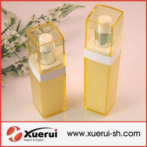 30ml, 50ml Cosmetic Square Shape Plastic Lotion Bottle pictures & photos