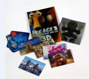 Eco-Friendly Hot Sales Design 3D Lenticular Fridge Magnet pictures & photos