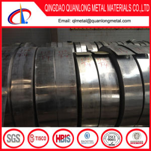 Cold Rolled Dx51d+Z Galvanized Steel Strip pictures & photos
