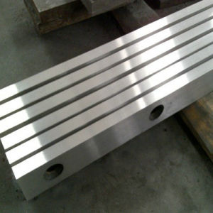 Straight Shear Blades for Shearing Machine pictures & photos