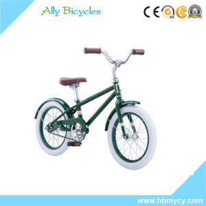 2017 New Models Kids Baby Children Bicycle Bike Green pictures & photos