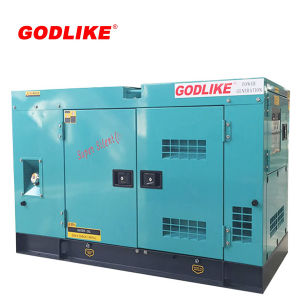 Gensets Buy Best Price 15 kVA Diesel Generators (GDY15*S) pictures & photos
