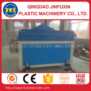 Plastic PE Artificial Grass Mat Extrusion Machine Line pictures & photos