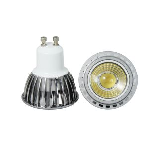 Dimmable 5W GU10 COB LED Spot Light