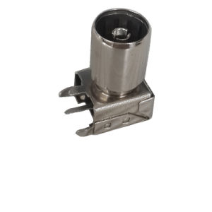RF Terminal Video Socket RF Connector Coaxial Radio Frequency Socket RF-M-401 pictures & photos