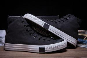 High Cut Canvas Shoe for Men