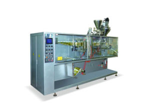 Horizontal Packing Machine, Designed for Pouch Bag (Ah-S110) pictures & photos