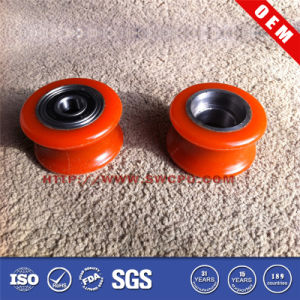Sliding Window & Door Fittings Plastic Pulley pictures & photos