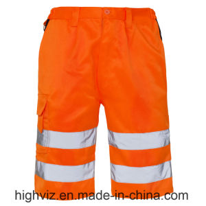 High Visibility Safety Shorts with En20471 (C2398) pictures & photos