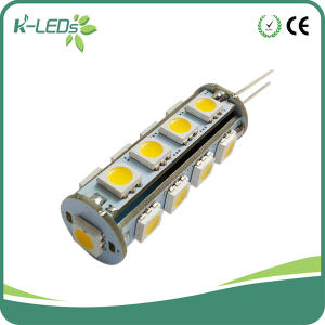 G4 LED Landscape Light Bulbs 17SMD5050 AC/DC12-24V Natural White pictures & photos