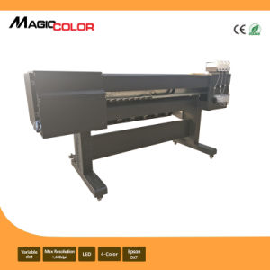 1.7m Cheap Cost Eco Solvent Printer with Epson R9 pictures & photos
