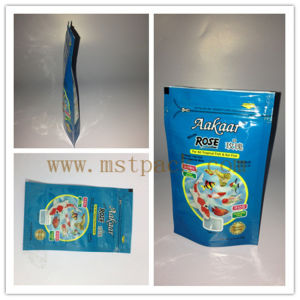 Stand up Zipper Bag of Fish Food pictures & photos