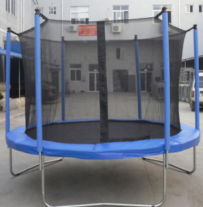 Big Indoor Trampoline for Kids Play pictures & photos