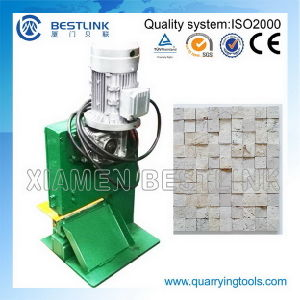 Natural Face Stone Mosaic Process Machine pictures & photos
