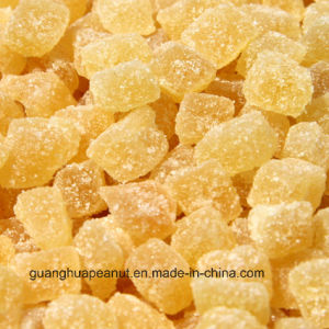 New Crop and Best Quality Crystallized Ginger Slices pictures & photos