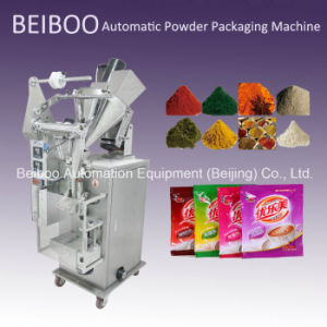 Automatic Powder Three-Side Sealing Bag Packaging Machine (DXDF45) pictures & photos