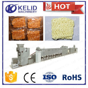 Full Automatic High Quality Fried Instant Noodle Processing Machine pictures & photos