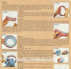 Circle Knitting Loom Set pictures & photos