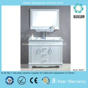 Europe and America Big Model Bathroom Cabinet (BLS-16027) pictures & photos