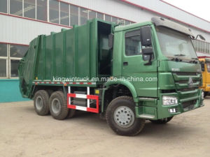 Sinotruk Brand 20m3 Compactor Garbage Truck pictures & photos