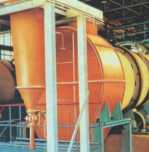 Rapid Fluidizing Dryer