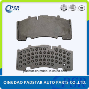 Truck Brake Pad Casting Backing Plate 9mm Backing Plate pictures & photos