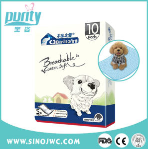 Soft Material Breathable Animal Using Pet Pad Puppy Pad Under Pad pictures & photos