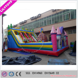 Commercial Inflatable Funcity for Kids/Inflatable Castle