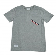 High Quality Man′s T-Shirt with Pocket (Lynn0003)