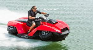 800cc 4X4wd Amphibious Jet Ski pictures & photos