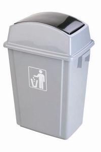 2# Turning Cover Garbage Bin (GX-007A)