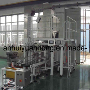 Paper Bag Filling and Packaging Machine (VFFS-YH12) pictures & photos