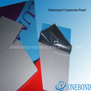 Onebond PVDF Coated Aluminum Composite Panel pictures & photos