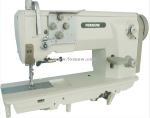 Heavy Duty Lockstitch Sewing Machine (Single Needle) pictures & photos