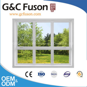 Aluminium Hung Window with Imported Germany Sealing pictures & photos