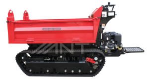 High Quality Mini Hydraulic Tracked Power Dumper By1000m pictures & photos