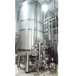 Stainless Steel Aseptic Storage Tank pictures & photos