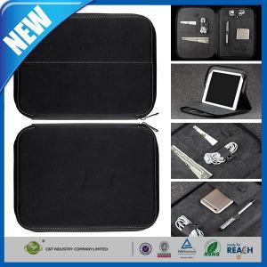 Universal Travel Folio Leather Portfolio Case for iPad PRO pictures & photos