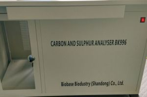 Tabletop Infrared Carbon & Sulfur Analyzer Bk-CSA5 pictures & photos