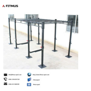 Free Standing Rig Pull up Bar Pull up Stand Pull up Bar Stand Crossfit Rack Wall Mounted Squat Rack Crossfit Pull up Bar pictures & photos