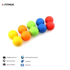 Cheap Lacrosse Balls Foam Rolling Trigger Point Ball Best Resistance Bands Lacrosse Balls Cheap Therapy Balls Mobility Ball Myofascial Release Ball pictures & photos