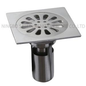 Stainless Steel Floor Drain (SL-6047)