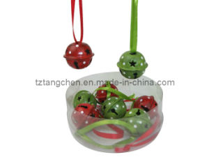 Metal Christmas Jingle Bell Hanging (TC-23130)